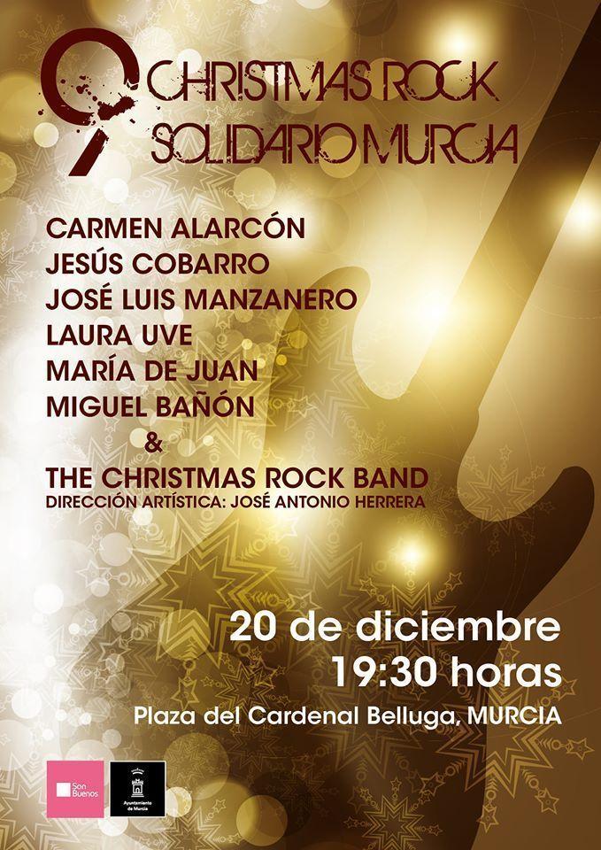 Christmas Rock Solidario Nueve