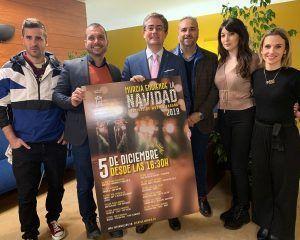 Murcia enciende la Navidad el 5 de diciembre con música en la calle