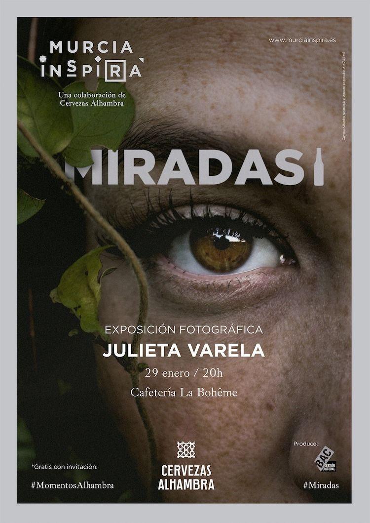 Julieta Varela nos traslada al barrio de Vistalegre en la próxima exposición Miradas de Murcia Inspira