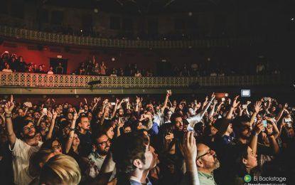 Manel, Quique González y Sweet California en los Conciertos de Primavera del Teatro Circo de Murcia