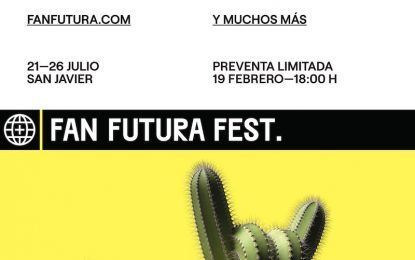 Nace el Fan Futura Fest, un nuevo festival en San Javier