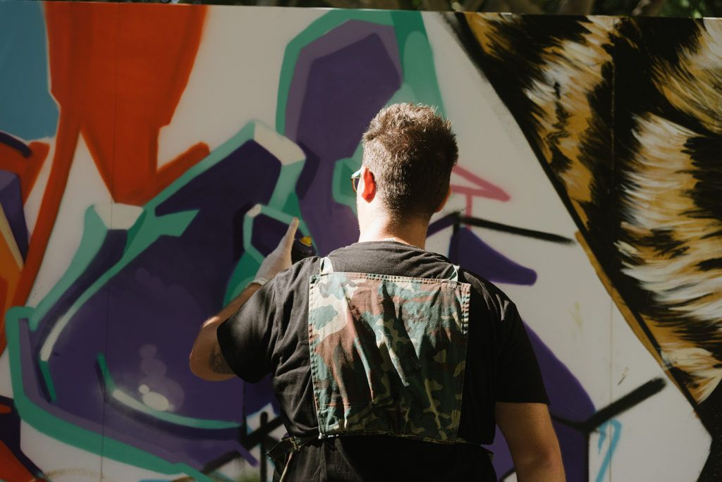 Murcia Inspira ofrecerá dos encuentros online de arte urbano con Mr. Chapu y Javier García-Herrero