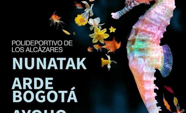 Live Mar Menor llega a Los Alcázares con Arde Bogotá, Nunatak y Ayoho