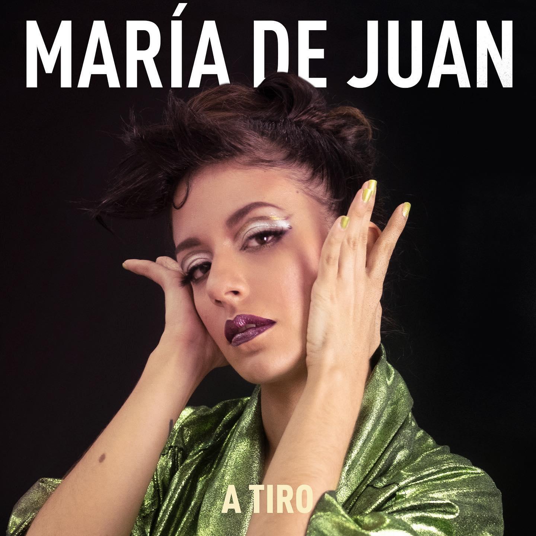 """María de Juan presenta """"02:09 A Tiro"""""""