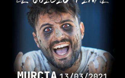El humorista sevillano Amodeo estará el sábado 13 de marzo en Murcia
