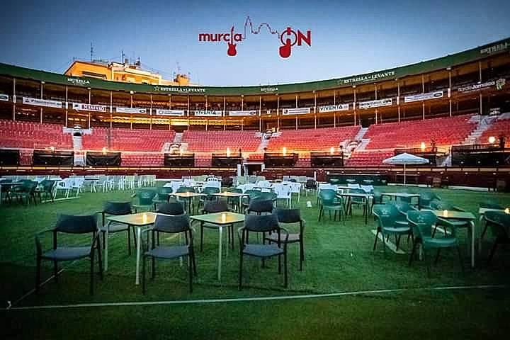 Murcia On vuelve a la plaza de toros de Murcia con su segunda edición