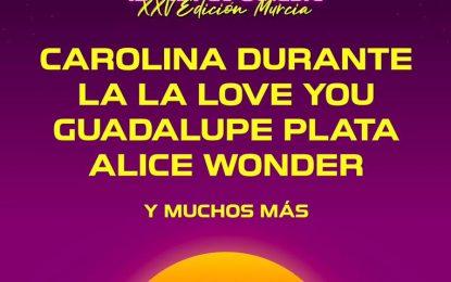 Carolina Durante y La La Love You cabezas de cartel del Lemon Pop 2021